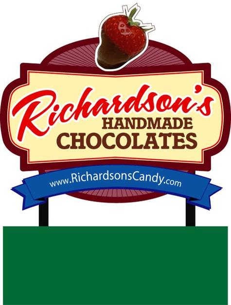 Richardsons Front sign R1