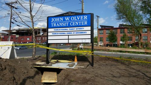 John Olver Transit Center